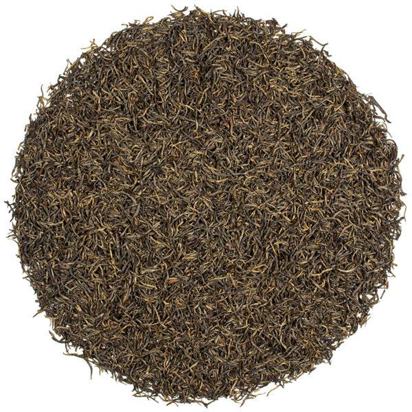 Honeysuckle Mingqian black tea