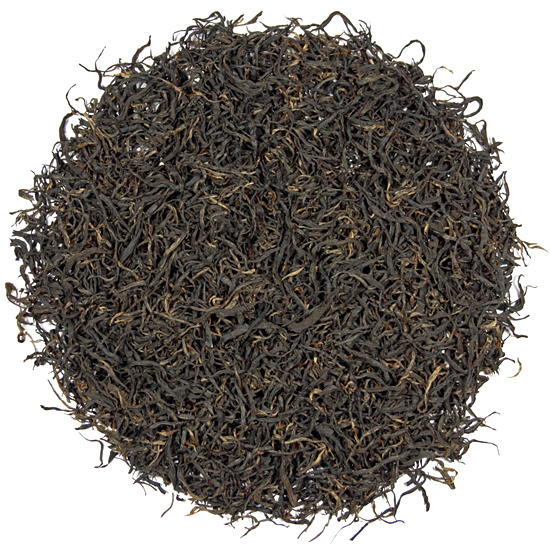 Yunnan Jinggu Old Arbor black tea