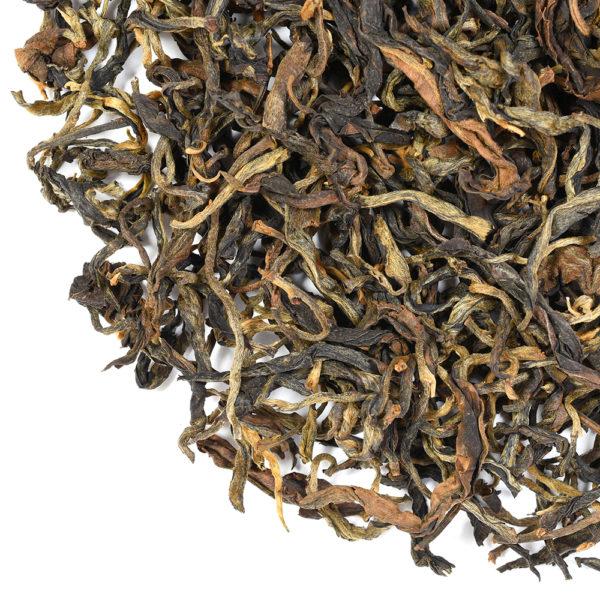 Yunnan Old Arbor Mu Shu Hong Assamica black tea
