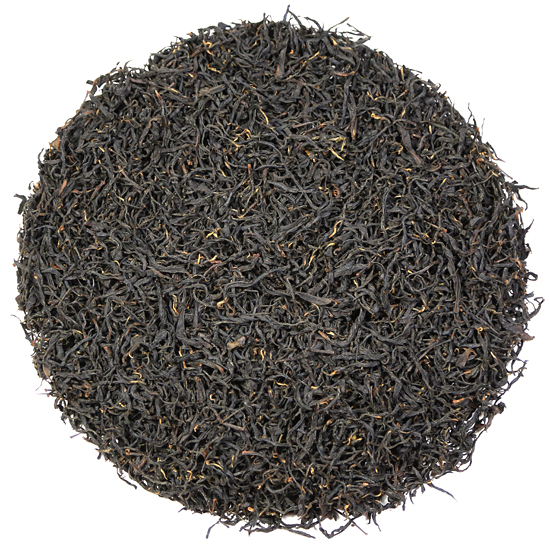 Yunnan Purple Varietal Wild Tree Dian Hong black tea