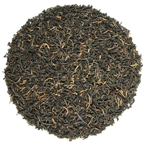 Yunnan Tippy Golden black tea