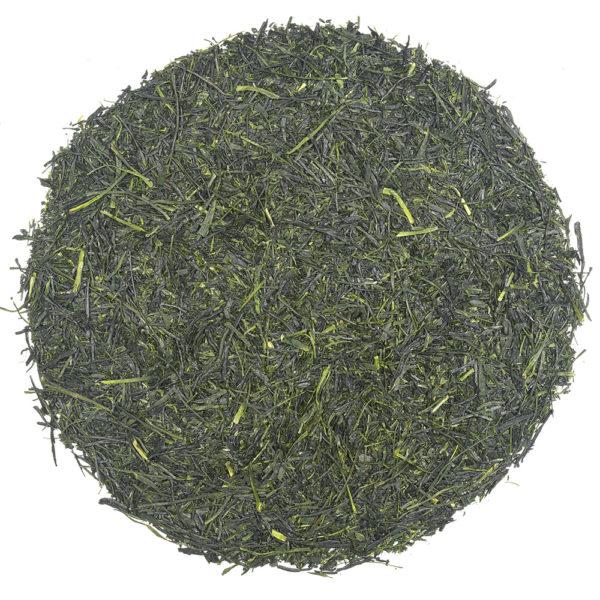 Sencha Fukamushi Green Velvet green tea