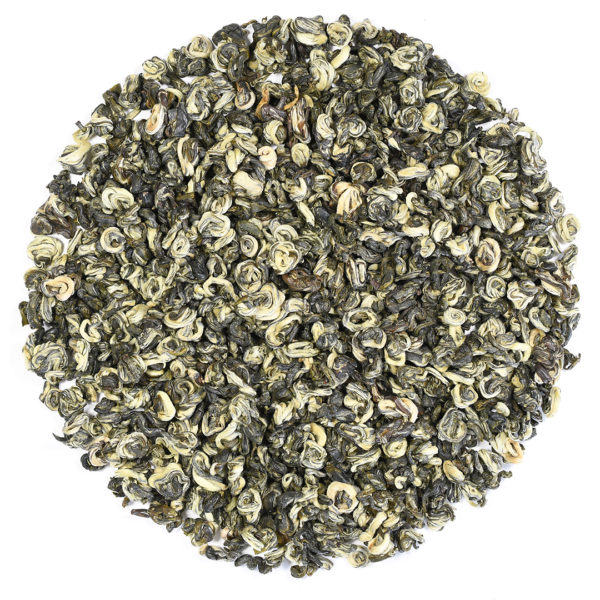 Yunnan Hand-Rolled Green Curls green tea