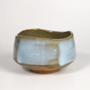 Light Blue Matcha Bowl