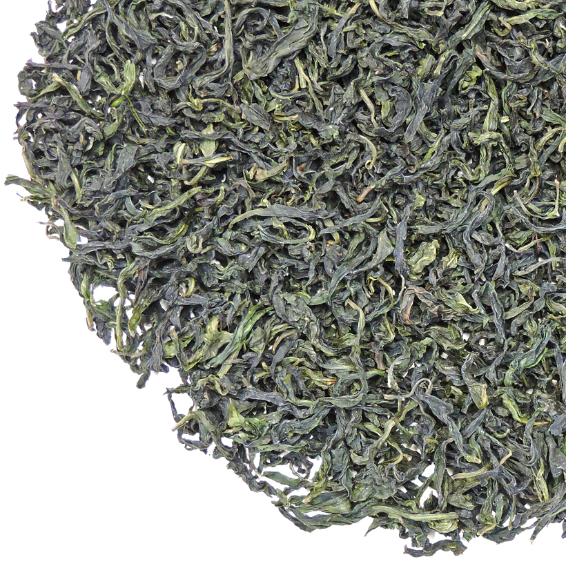 Baozhong Song of Spring oolong tea