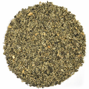 Jasmine Snow White Curls scented tea