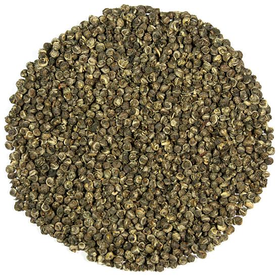Jasmine Dragon Pearls scented tea