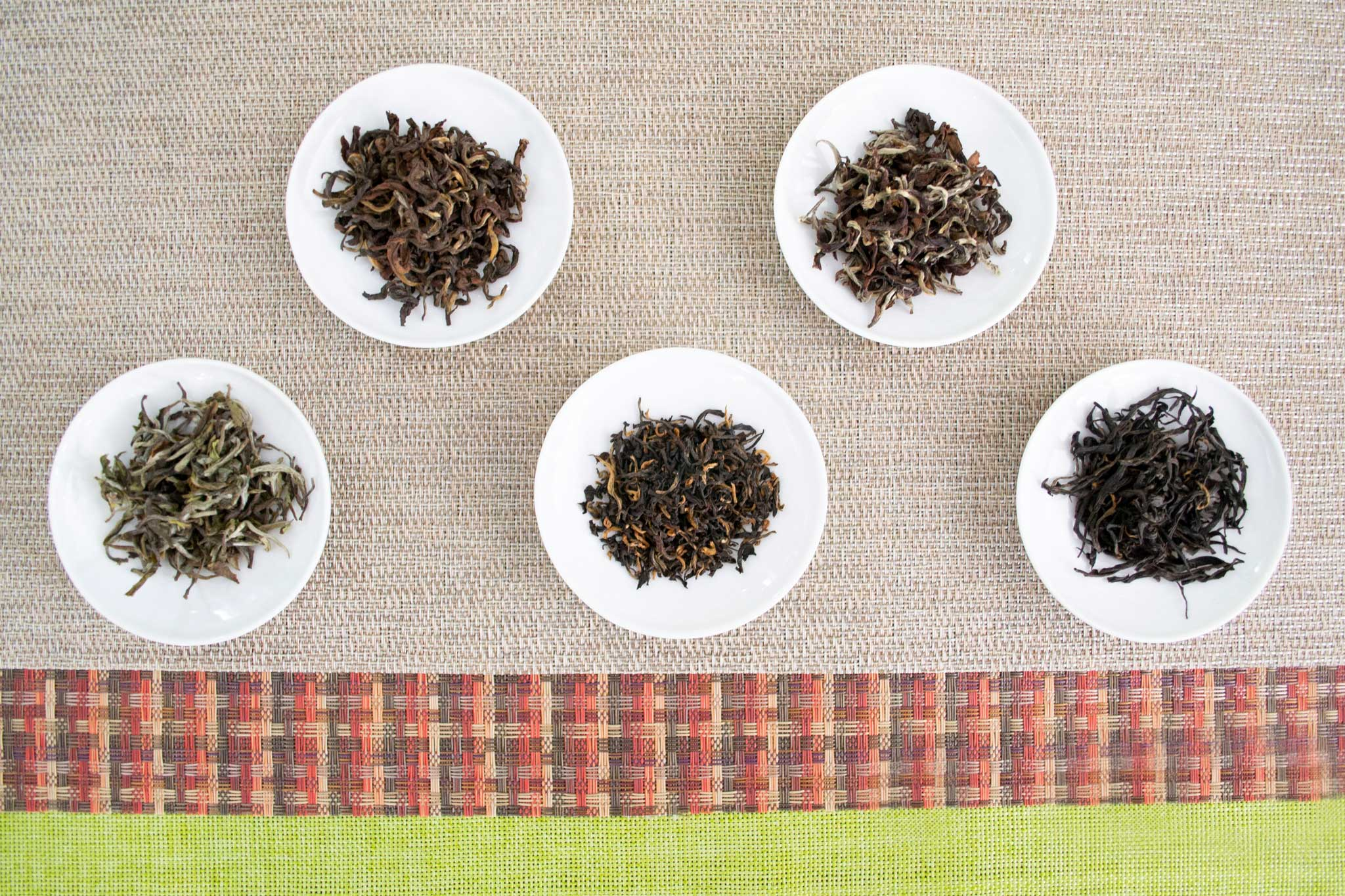 Featured tea