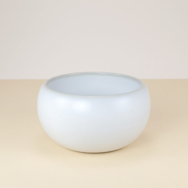 White Celadon Rounded Teacup