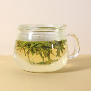 Glass Tea Steeping Cup