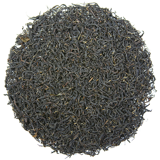 Alishan black tea