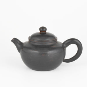 Jianshui Black Lantern Teapot