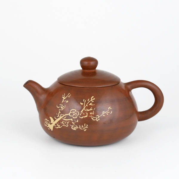 Jian Shui Plum Blossoms Teapot