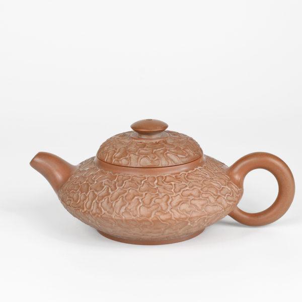 Qinzhou Nixing Pine Tree Bark Teapot