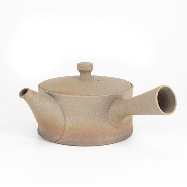 Tokoname Low Yohen Teapot