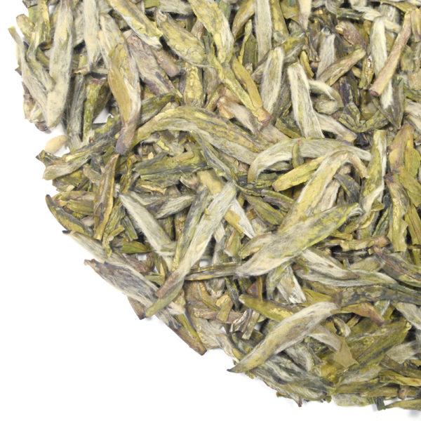 Snow Dragon Huang Ya yellow tea